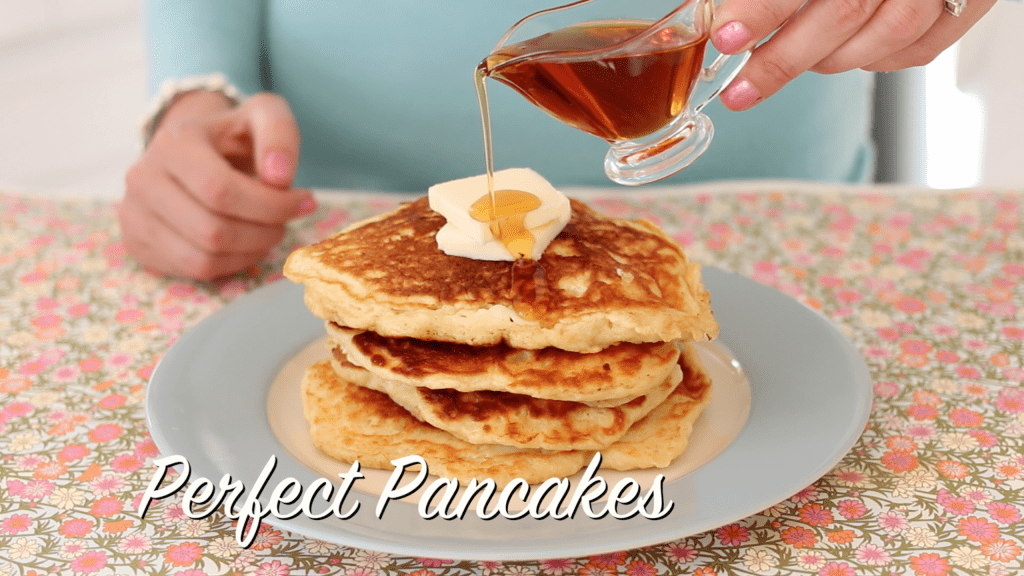 How to Make Perfect Buttermilk Pancakes - Gemma's Bigger Bolder ...