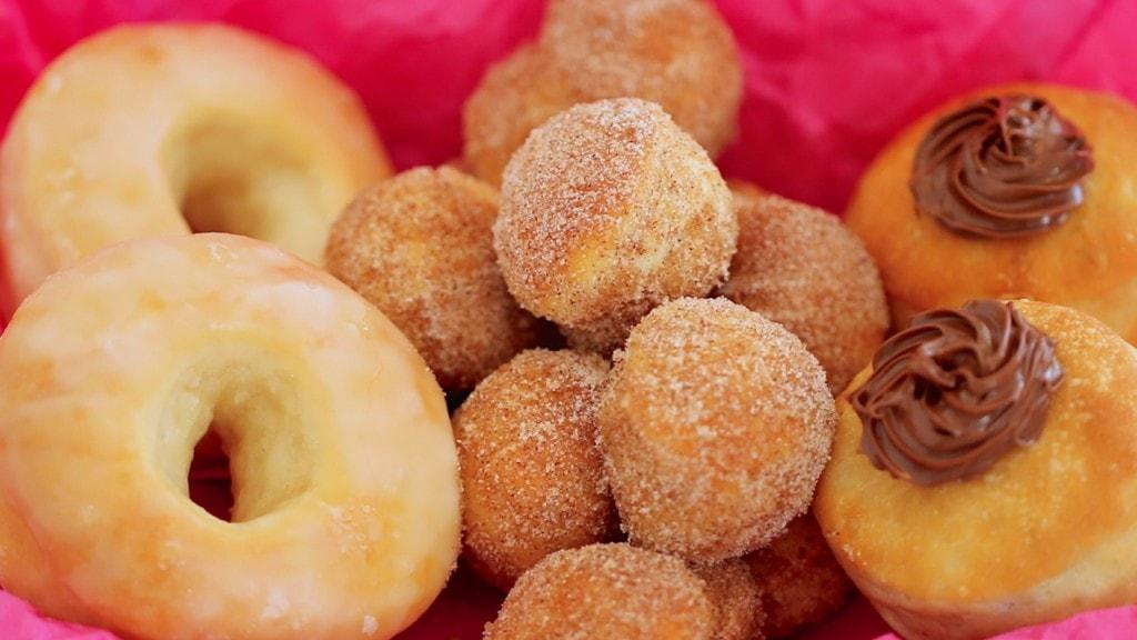 Donuts, Homemade, Gemma Stafford, Recipes, Breakfast, Bigger Bolder Baking, Bold Baking Breakfast