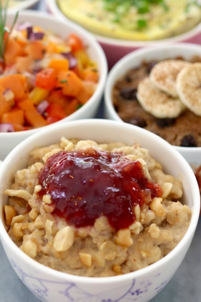 Peanut butter and Jelly, Oatmeal, mug, Microwave mug meals, microwave, 1 minutes meals, breakfast in a mug, Bigger Bolder Baking, Gemma Stafford, baking, baking videos, recipes, easy, quick, microwave, Healthy breakfast, quick recipes baking, Recipes, baking recipes, dessert, desserts recipes, desserts, cheap recipes, easy desserts, quick easy desserts, best desserts, best ever desserts, how to make, how to bake, cheap desserts, affordable recipes, Gemma Stafford, Bigger Bolder Baking, desserts to make, quick recipes
