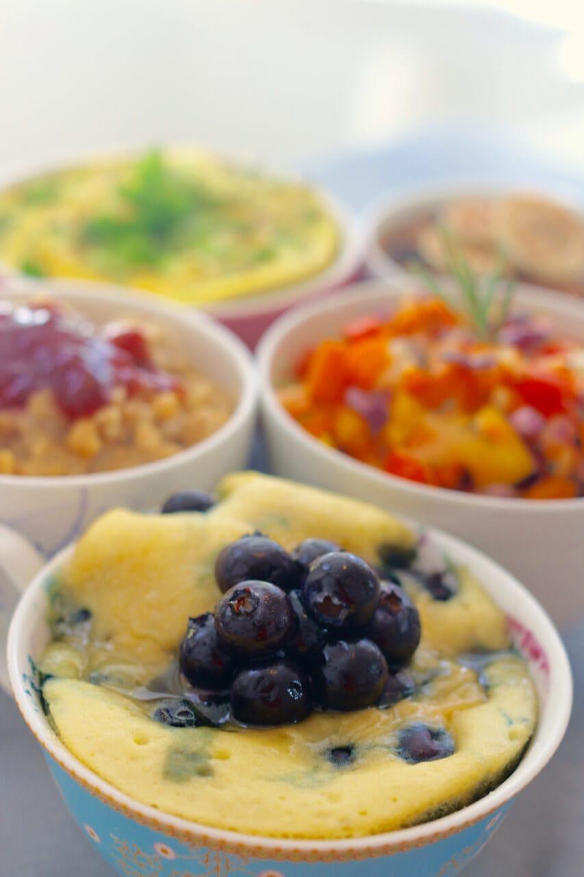 Top 5 Microwave Mug Breakfasts Sweet Amp Savory Recipes