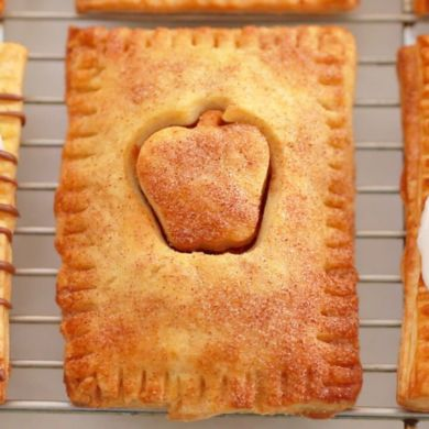Homemade Pop-Tarts: Apple Pie, S'mores and Funfetti