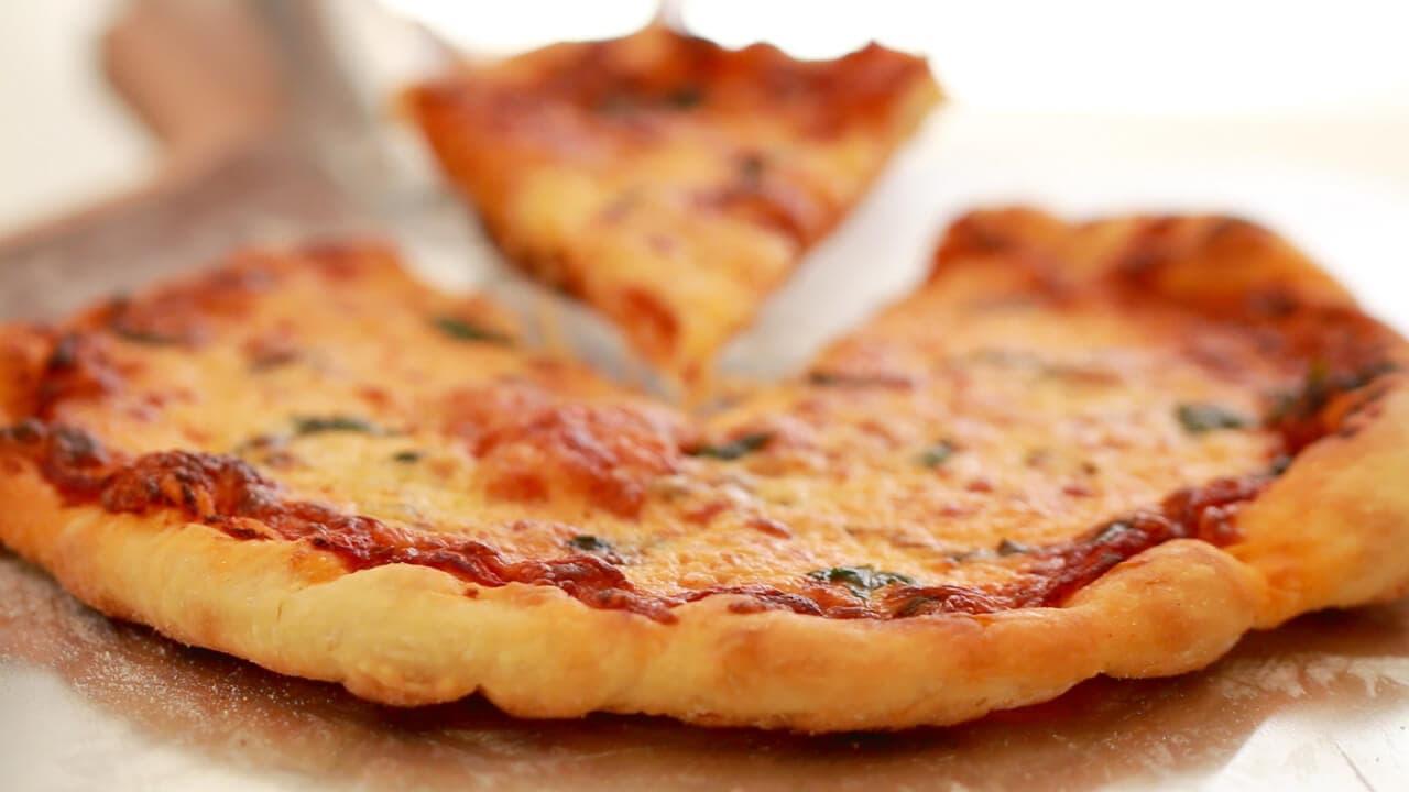 Pizza Dough, Best-Ever Pizza Dough, Homemade Pizza, Pizza Recipe, Homemade Pizza Recipe, Gemma Stafford, Bigger Bolder Baking, Recipes