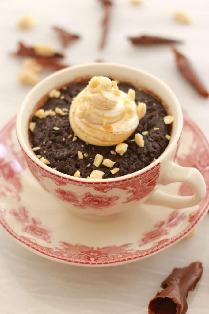 Gluten Free Chocolate Cup Cake Sodium Content