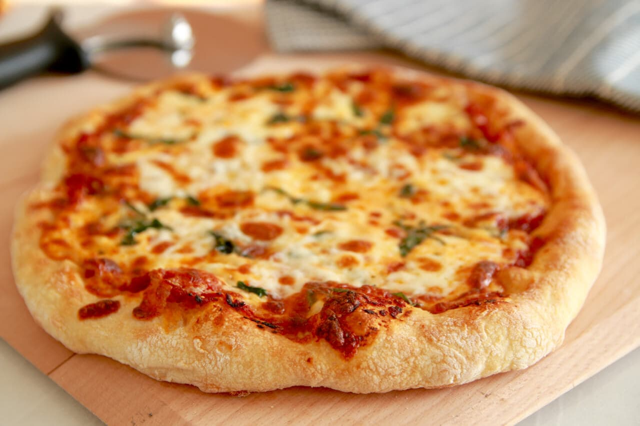 No Fail Pizza Dough (and homemade sauce!) - Spend With Pennies