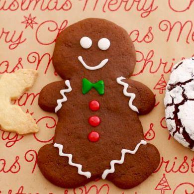 GIANT Single-Serving Christmas Cookies