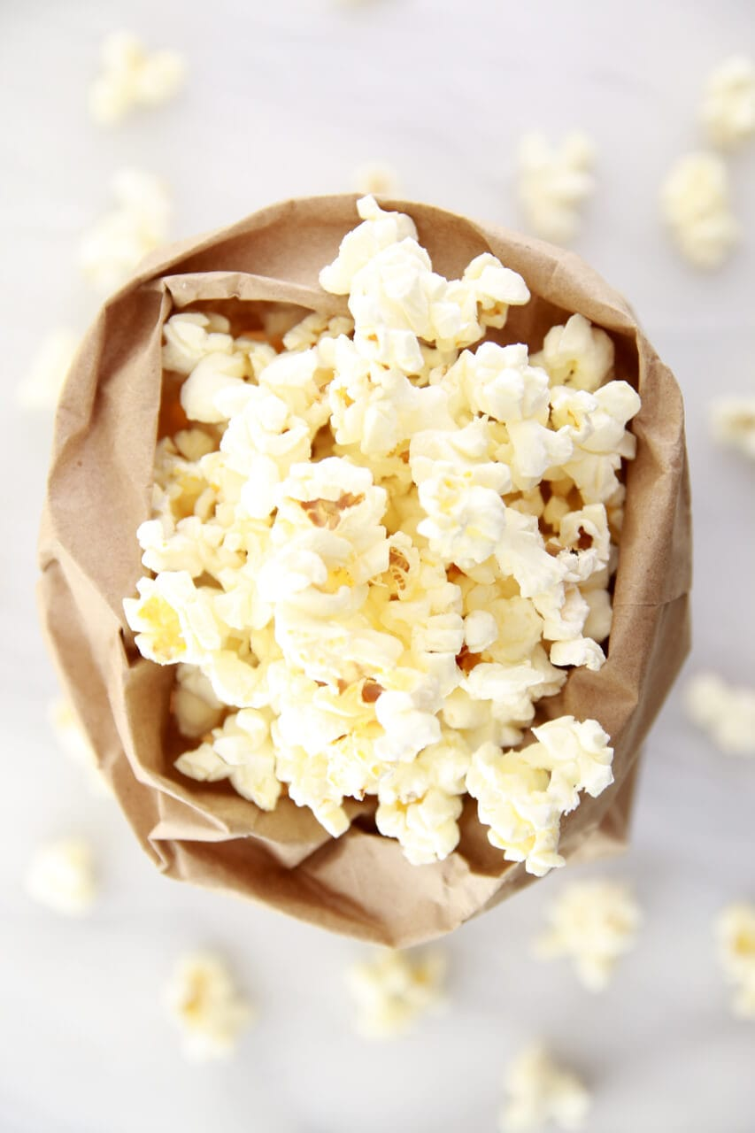Microwave Popcorn Homemade Recipes Cheesey
