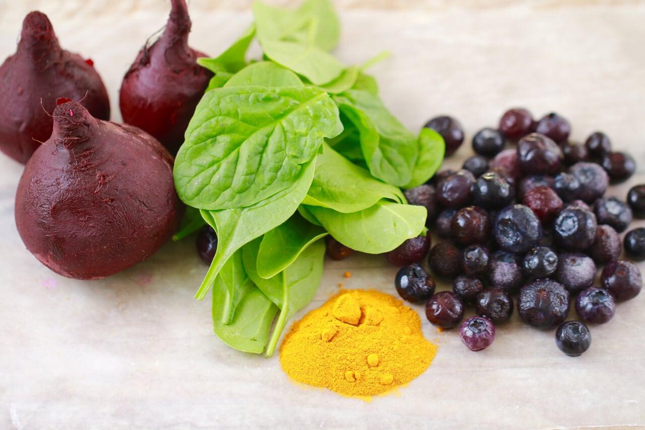 All Natural Green Food Coloring
