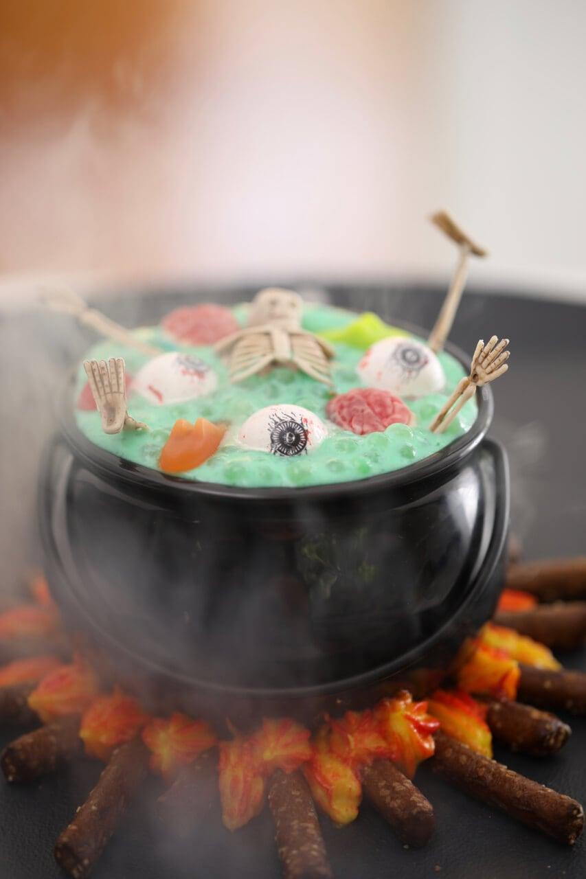 Witch S Brew Halloween Dessert Gemma S Bigger Bolder Baking