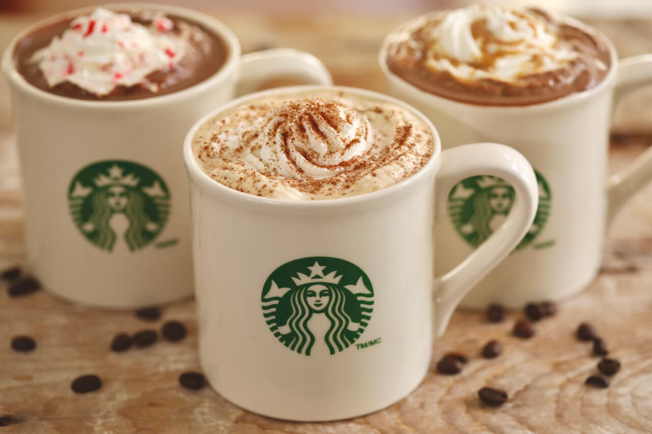 Homemade Starbucks Drinks - Now you know how to make it at home, saving you time, money and no doubt calories too.