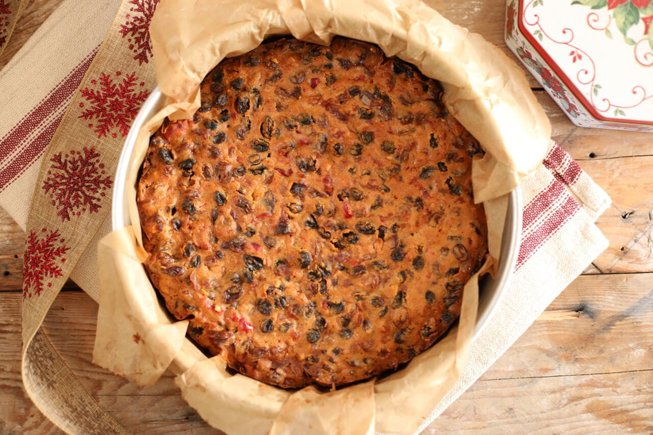 Aunty Rosaleen's Traditional Irish Christmas Cake. A cake made for generations that just keeps getting better.