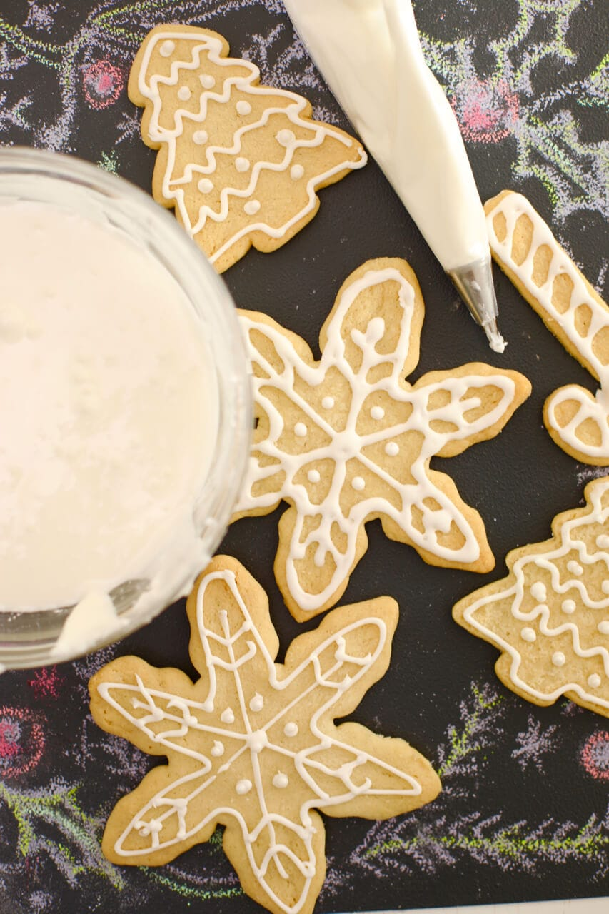 How To Make Royal Icing Recipe Bigger Bolder Baking