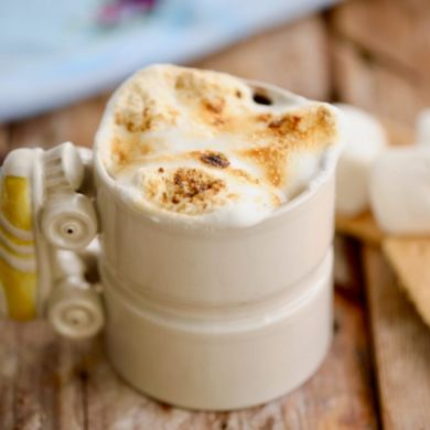 S'more Mug Cake (from Gemma's Mug Meals e-book)