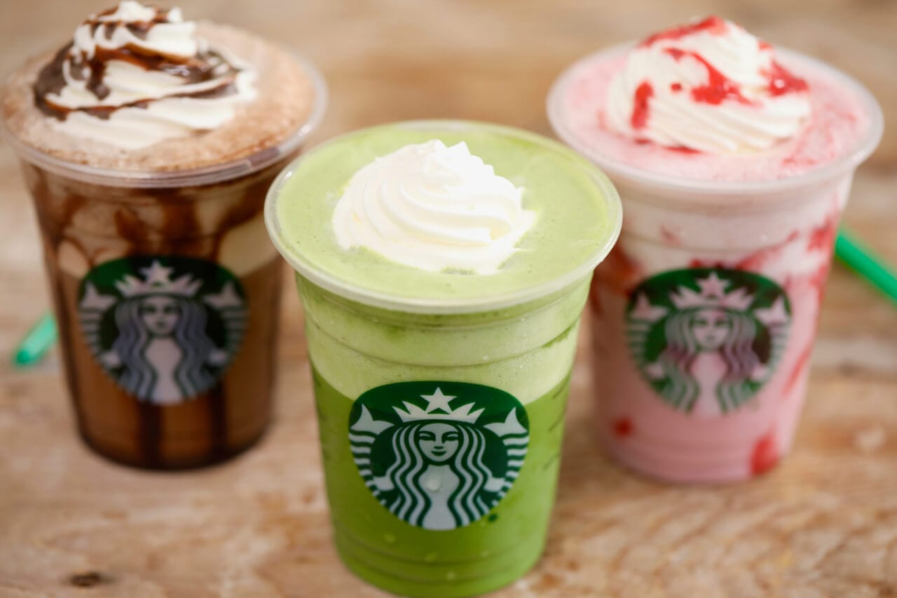 Starbucks Green Tea Frappuccino Gemma S Bigger Bolder Baking