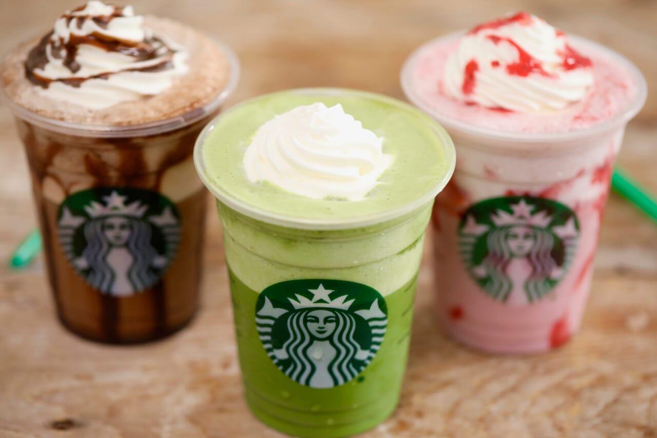 Starbucks Green TeaFrappuccino - Want to save your money and your waistline? make homemade Starbucks Frappucinos!!!