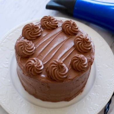 Easy Cake Decorating: How to Make Cake Frosting Shiny