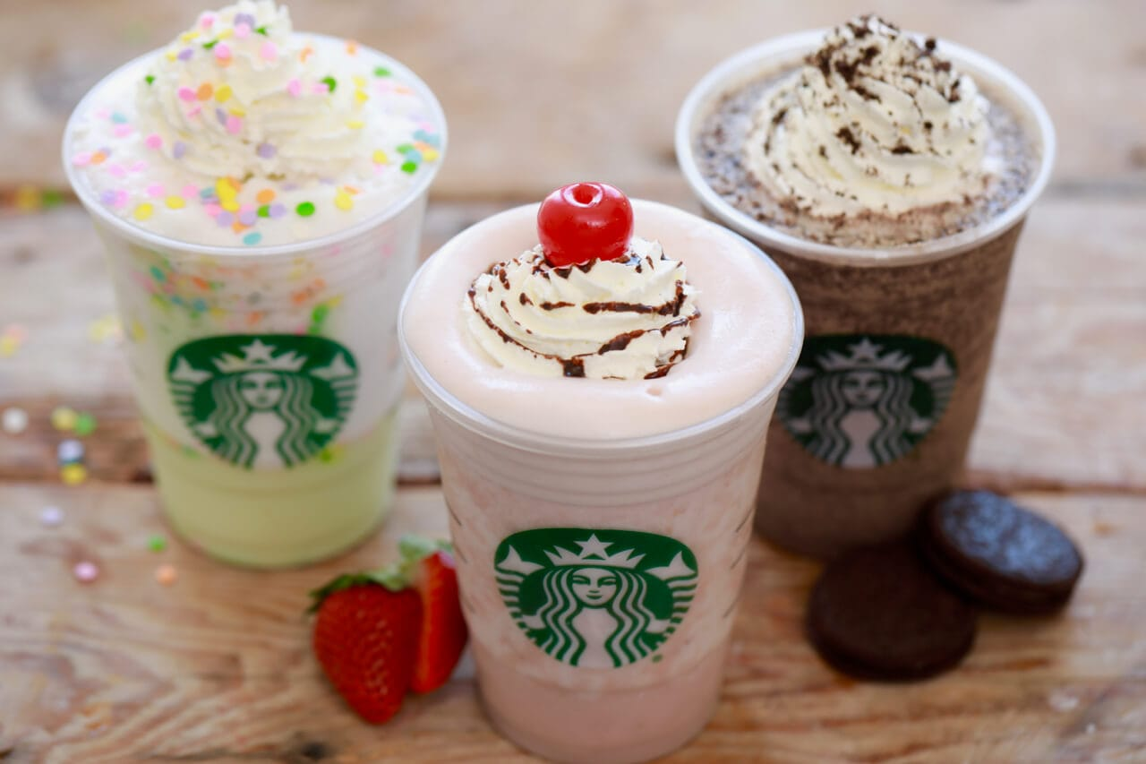 Homemade Starbucks Frappuccino- Want to save your money and your waistline? make homemade Starbucks Frappucinos!!!