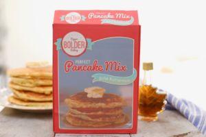 Best Homemade Pancake Recipe (Buttermilk Pancakes Mix from Scratch)