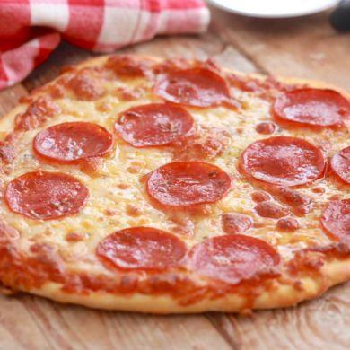 Crazy Dough Pizza