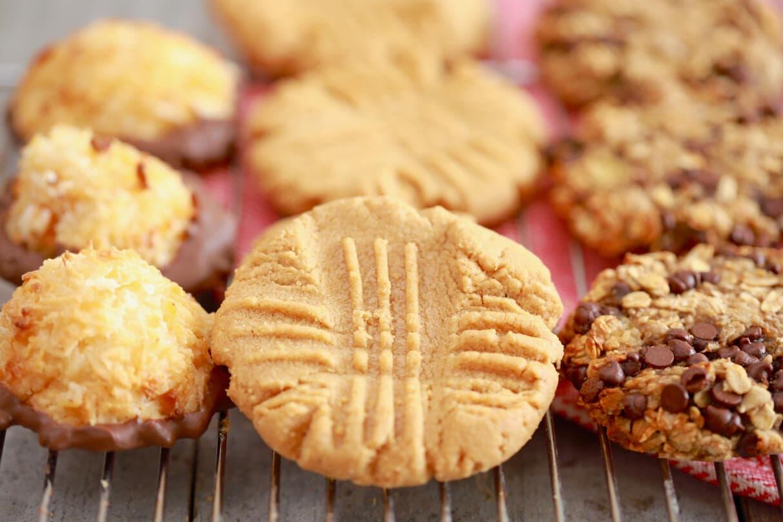3 Ingredient Cookies? It's true and they are soooooo good!