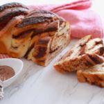 Crazy Dough Braided Nutella Bread