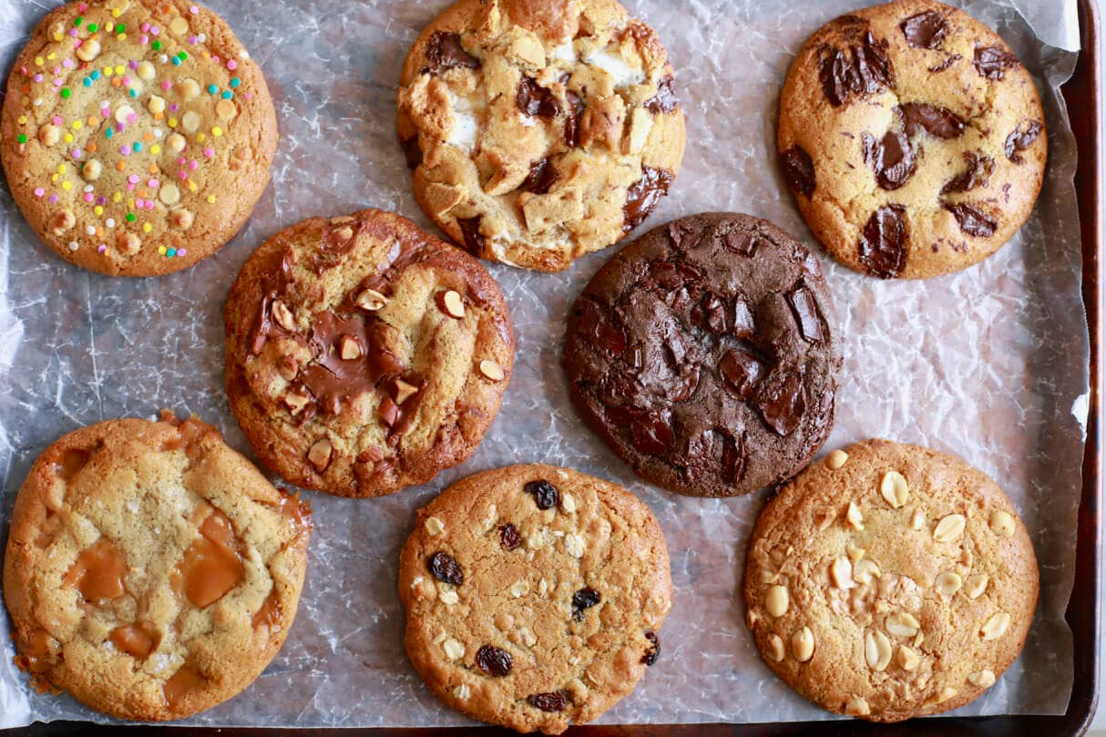 Crazy Cookie Dough One Easy Cookie Recipe With Endless Flavor Variations Gemma S Bigger Bolder Baking
