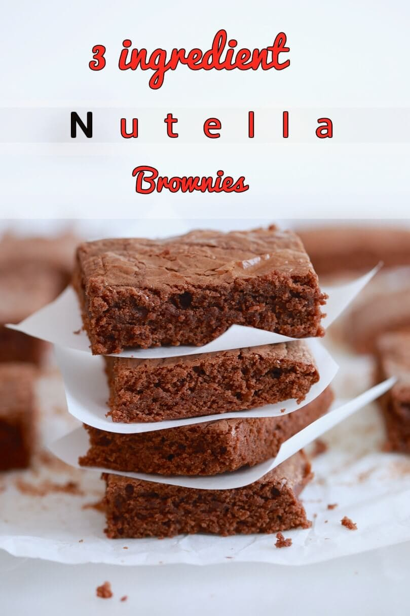 3 Ingredient Nutella Recipes Gemma S Bigger Bolder Baking