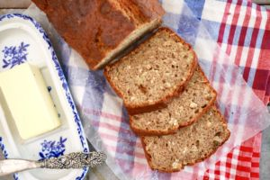 Best Ever Banana Bread - Incredibly moist and soft, this Banana bread really is the best recipe I have ever tried!!!