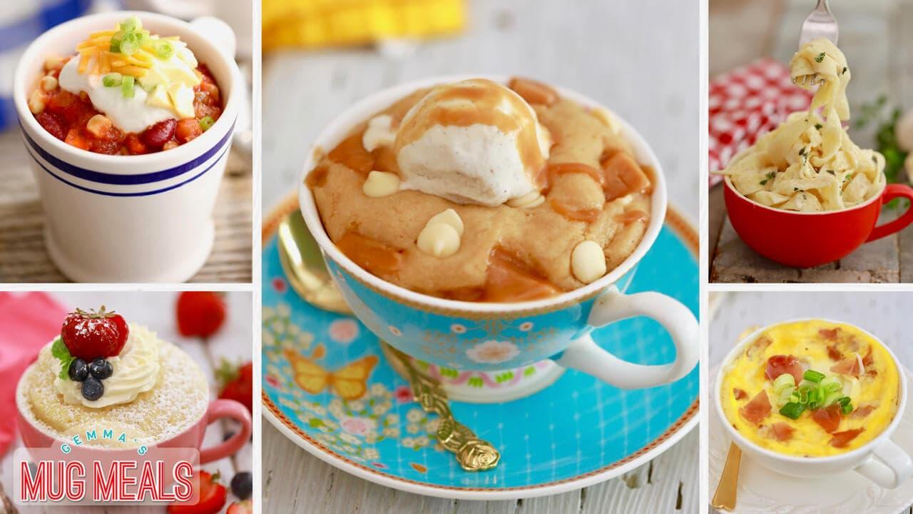 Make-Ahead Microwave Mug Meals for Real Food Fast!