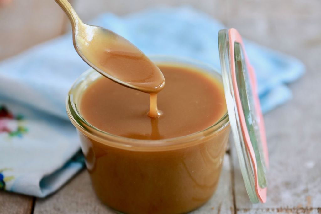Easy Homemade Butterscotch Sauce - Gemma's Bigger Bolder ...