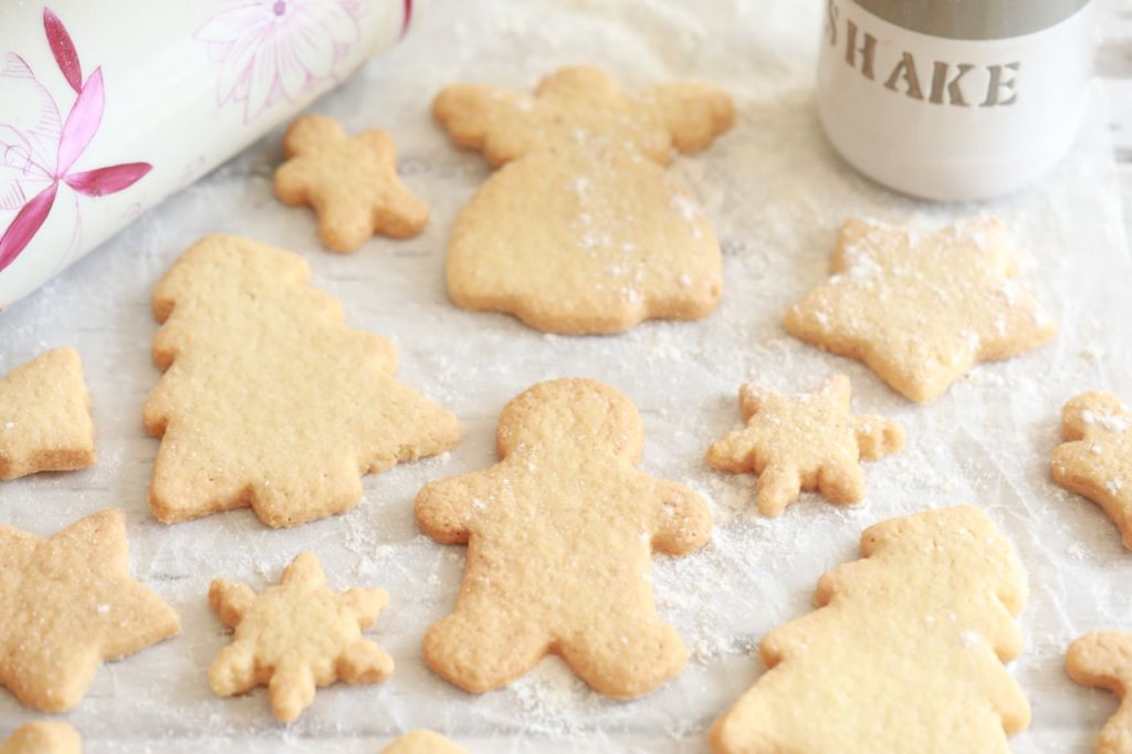 Easy Sugar Cookie Recipe - The ONLY cookie recipe you will need for the Holidays!!