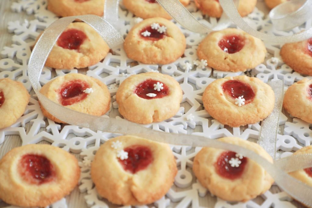 Thumbprint Cookies - The only cookie recipe you will need for the holidays!!!
