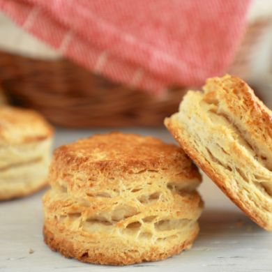 Gemma's Best-Ever Buttermilk Biscuits Recipe