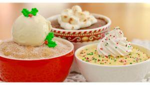 3 Christmas Mug Cookies