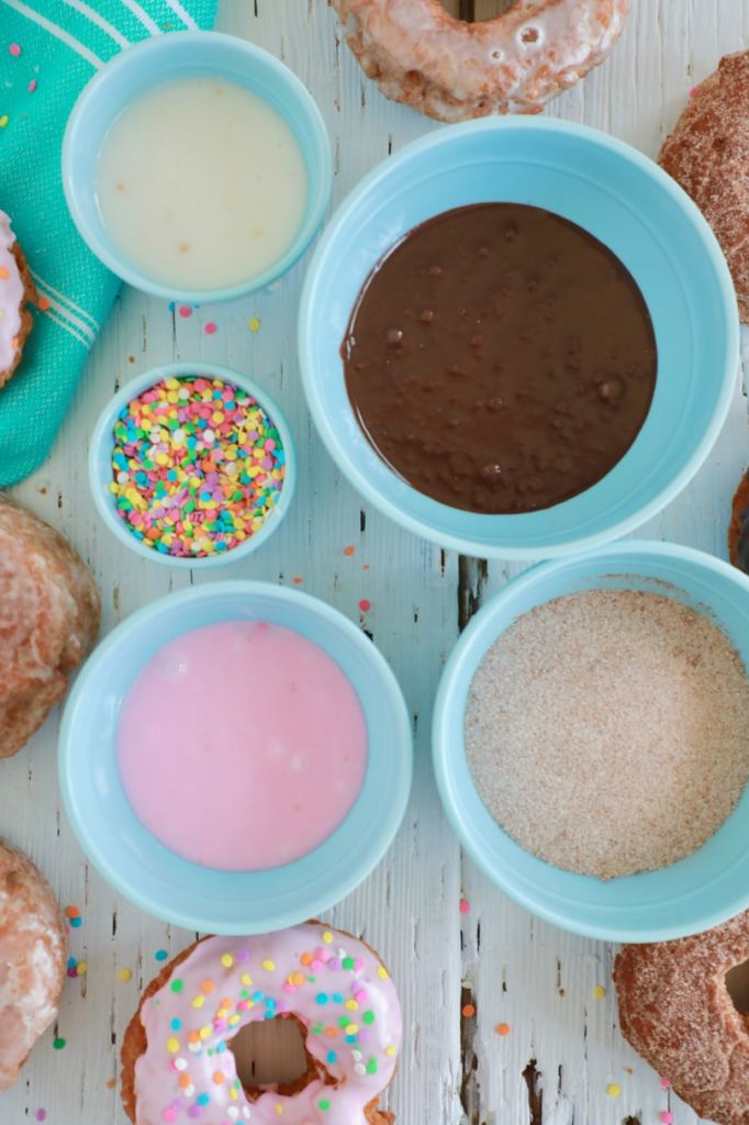 5 Donut Glaze Recipes - Gemma\'s Bigger Bolder Baking