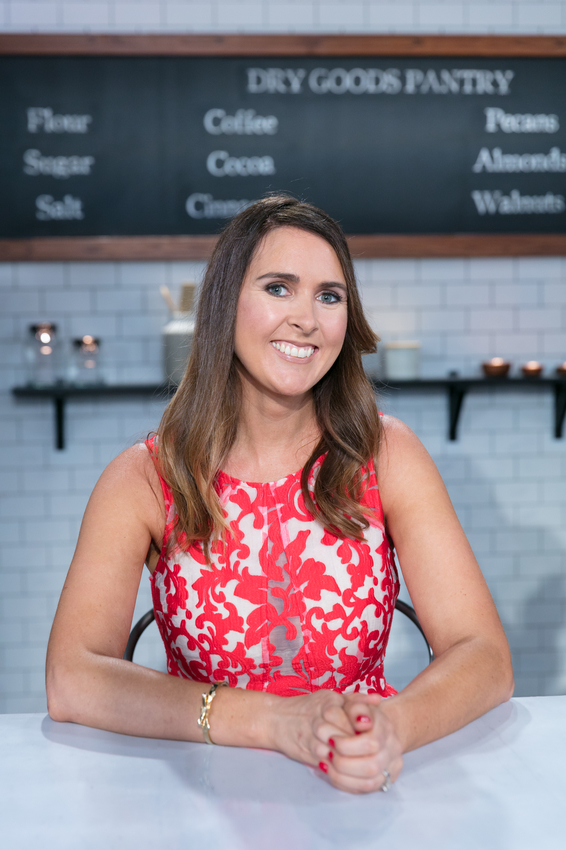 Chef Gemma Stafford, Guest Judge on Best Baker in America