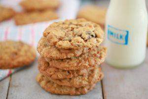 Gemma's Best-Ever Oatmeal Cookies