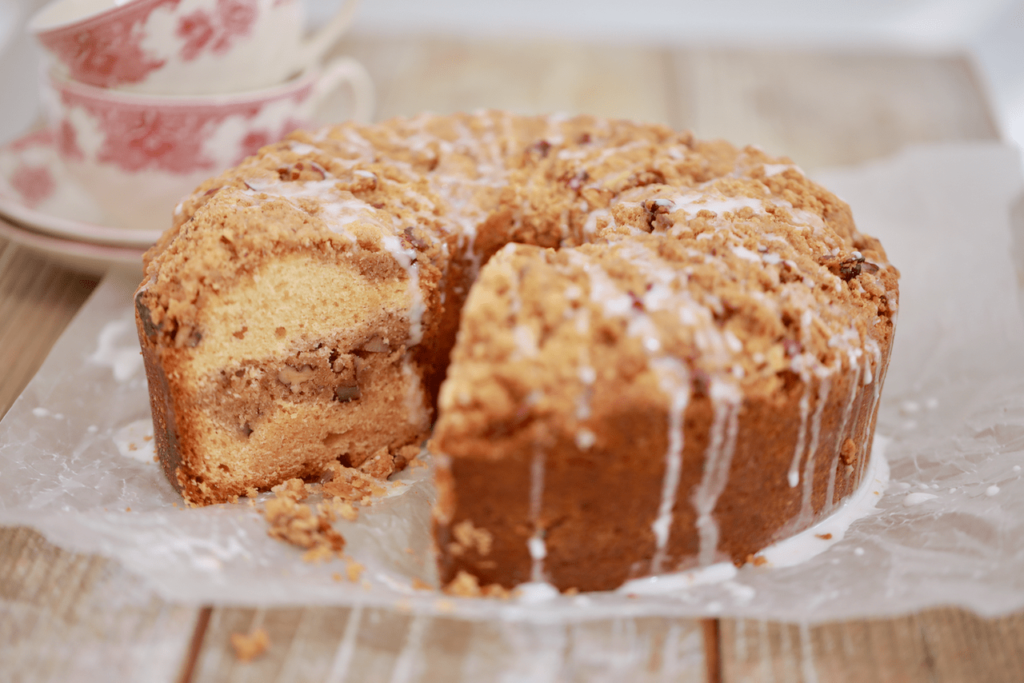 Homemade Coffee Cake!