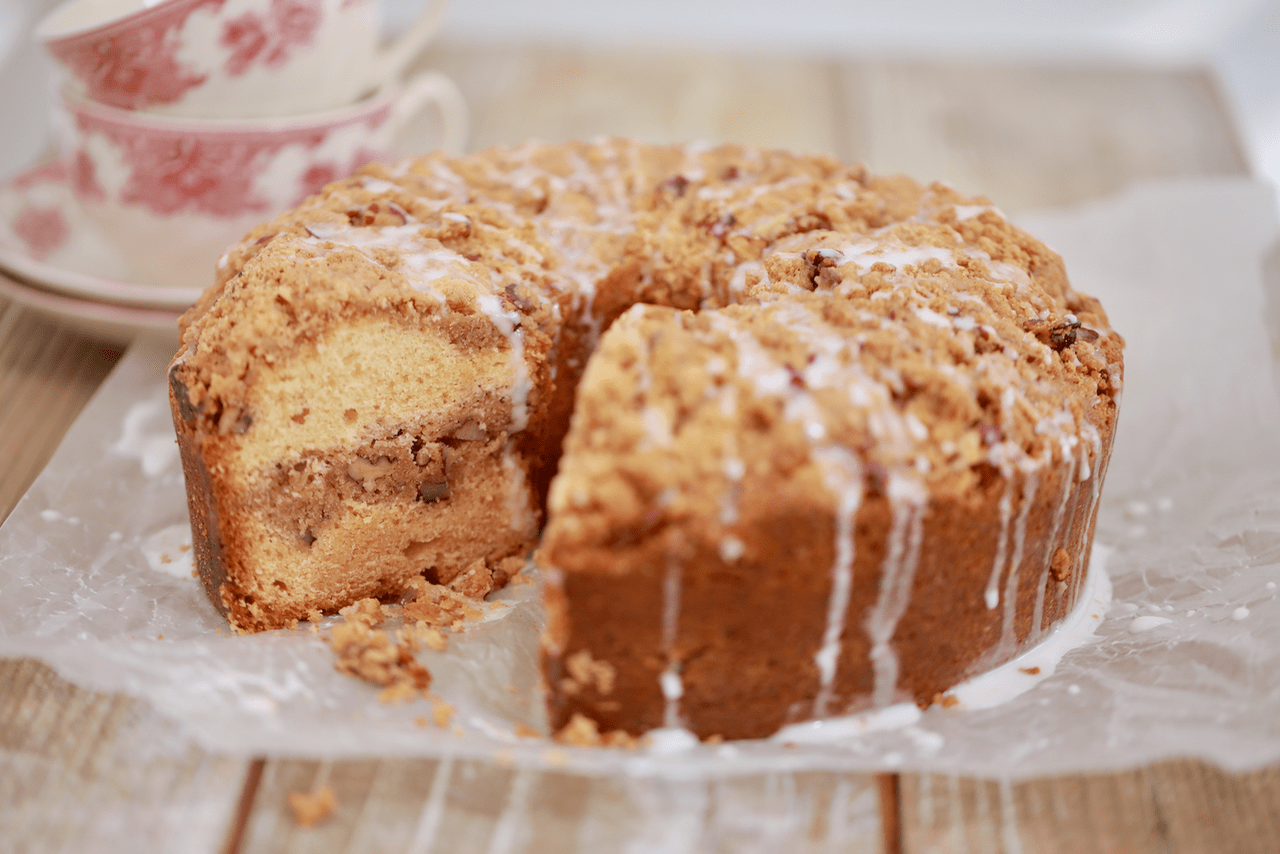 Classic Coffee Cake Recipe Gemma S Bigger Bolder Baking