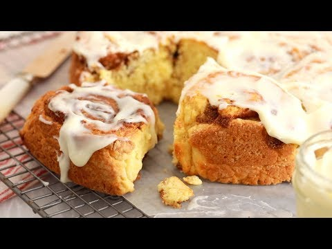 1 Hour No Yeast Cinnamon Rolls Recipe Bigger Bolder Baking
