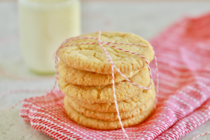 Perfect Chewy Sugar Cookies