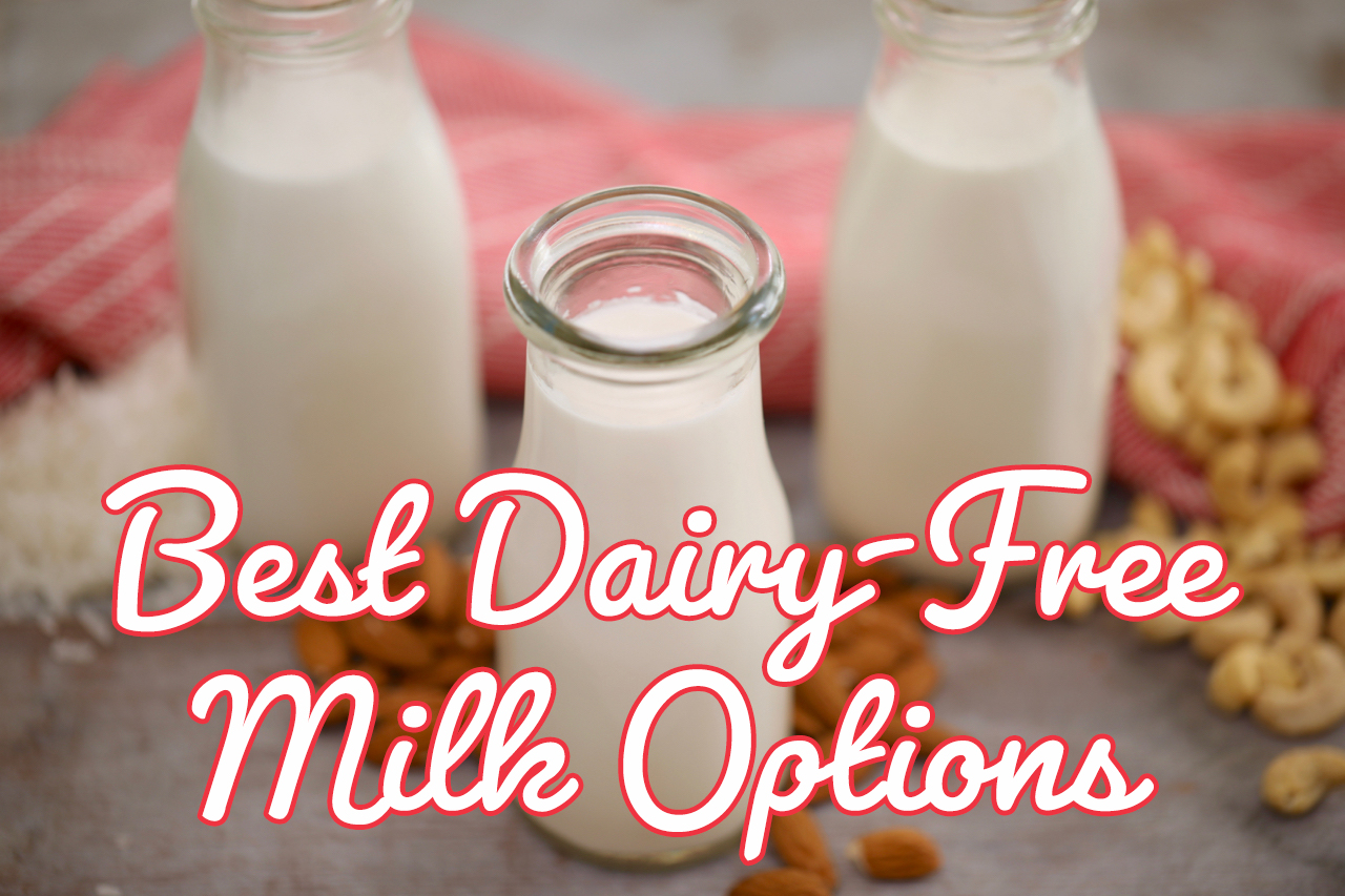 Best Dairy Free Milk Options