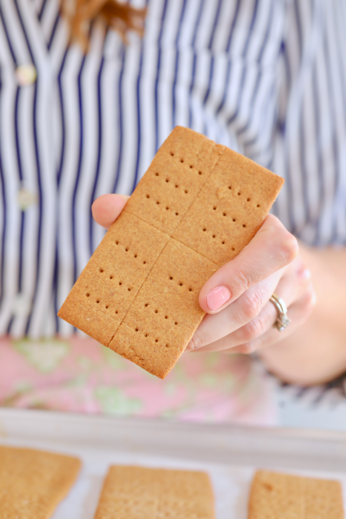 graham crackers, homemade graham crackers, how to make graham crackers, graham cracker recipe, make graham crackers, graham cracker crust, graham cracker crumbs, graham crackers help, baking with graham crackers, graham cracker substitutes, bigger bolder baking, gemma stafford, bold baking basics