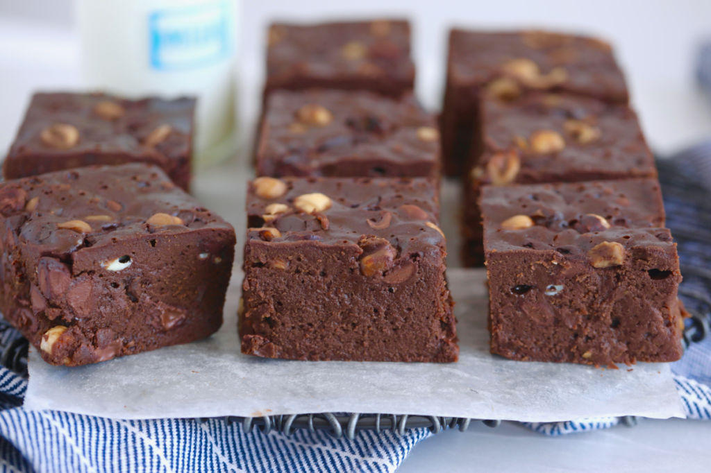 stovetop brownies, stovetop brownie recipe, how to cooke brownies without an oven, making brownies on stovetop, brownies no oven, make brownies without oven, brownies on stove, stove brownies, skillet brownies no oven, brownies help, brownies recipe, bigger bolder baking