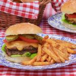 1-Hour Homemade Hamburger Buns