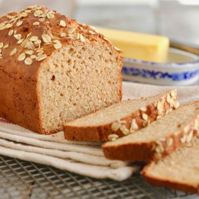 Hearty No-Yeast Bread