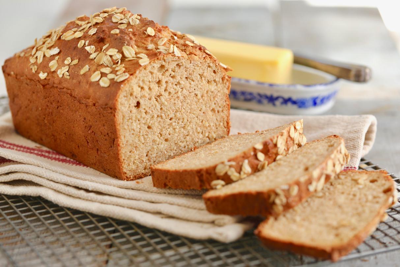 Hearty No Yeast Bread Recipe Gemma S Bigger Bolder Baking