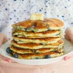 Homemade Blueberry Pancakes Your Whole Family Will Love
