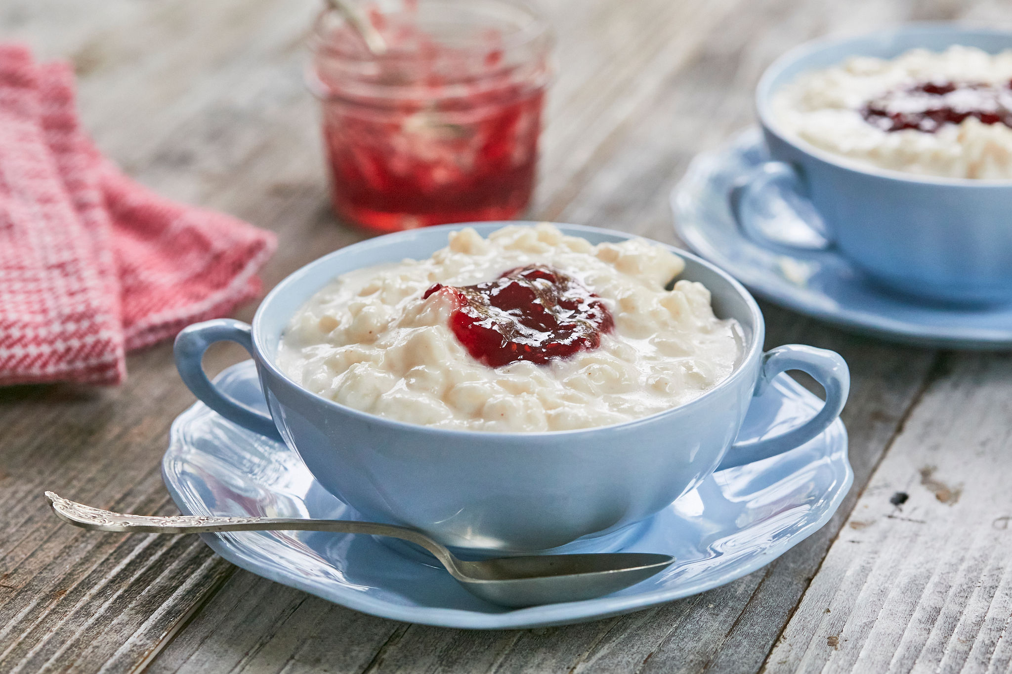 The Creamiest Rice Pudding Recipe Gemma S Bigger Bolder Baking