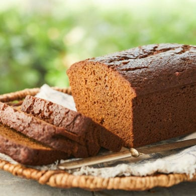 Gemma's Sticky Gingerbread