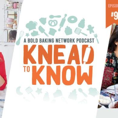 Interview With Dalia Dogmoch Soubra, Global Chef & Cookbook Author | Knead to Know #9
